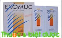 Exomuc 200mg