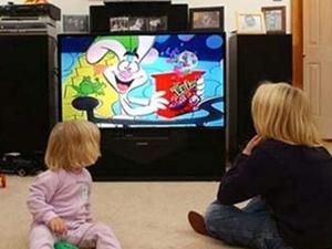 Trẻ em xem TV và bệnh cao huyết áp