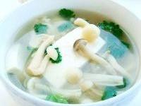 Canh lươn hoa kim châm