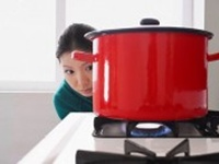 Dùng bếp ga an toàn