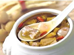 Một số món ăn trị bệnh huyết áp thấp