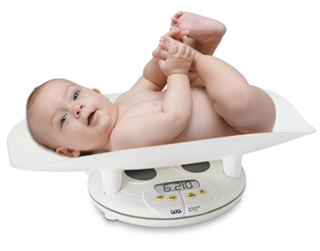Cân nặng của trẻ bao nhiêu thì đạt chuẩn?