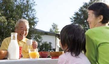 Chế độ dinh dưỡng dành cho người cao tuổi
