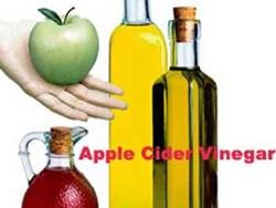Giấm rượu táo - Tốt cho người bị chuột rút, huyết áp cao