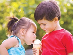 Mùa hè, coi chừng trẻ bị viêm phổi