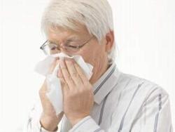 Người cao tuổi, phổi cũng già theo