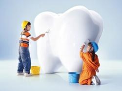 Bệnh răng miệng ở trẻ em và những vấn đề liên quan