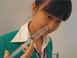Đừng để bệnh viêm xoang nặng thêm vì rửa mũi