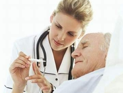 Ngừa biến chứng ở người cao tuổi bị sốt