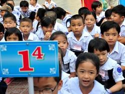 Dịch bệnh đe dọa trẻ dịp tựu trường