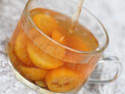 Trà La Hán và quất ngọt, thức uống trị ho giao mùa