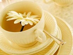 Hỏi: Trẻ uống trà hoa cúc thường xuyên được không?